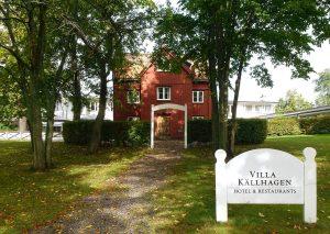 Brunch på Villa Källhagen